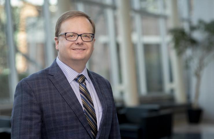 Carson Meredith chosen as new RBI Executive Director